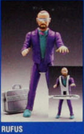BILL & TED'S EXCELLENT ADVENTURE  (Kenner)  1991 Bt_0710