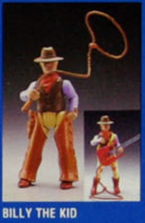 BILL & TED'S EXCELLENT ADVENTURE  (Kenner)  1991 Bt_1110