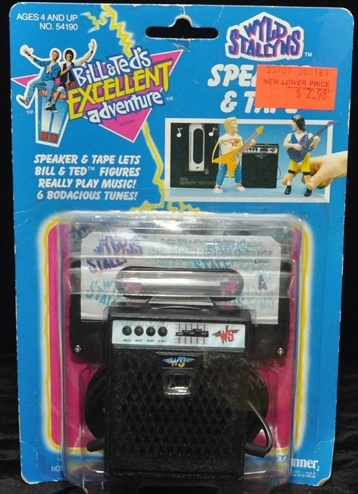 BILL & TED'S EXCELLENT ADVENTURE  (Kenner)  1991 Bt_1810