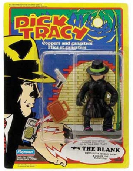 DICK TRACY (Playmates) 1990 Dt_1410