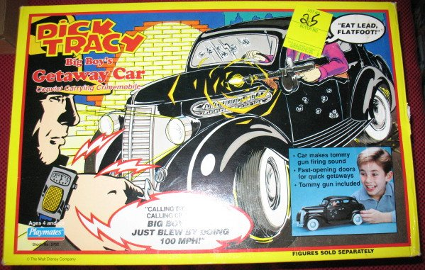 DICK TRACY (Playmates) 1990 Dt_1810