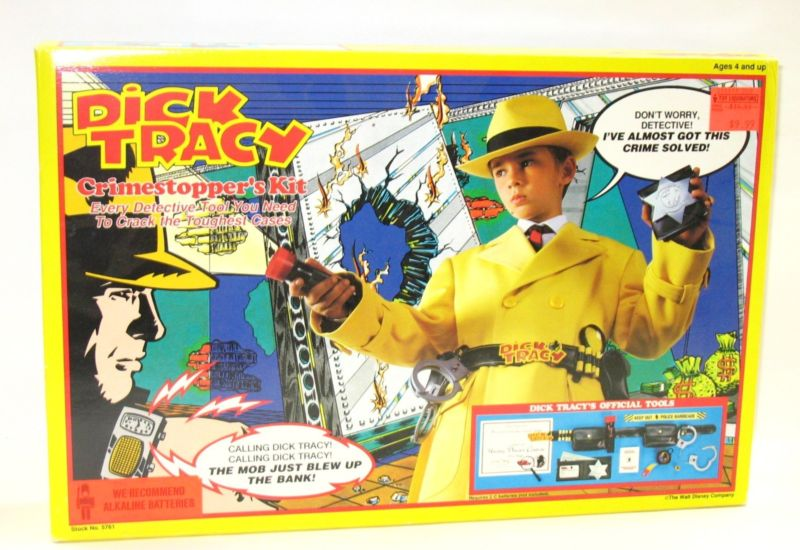 DICK TRACY (Playmates) 1990 Dt_1910