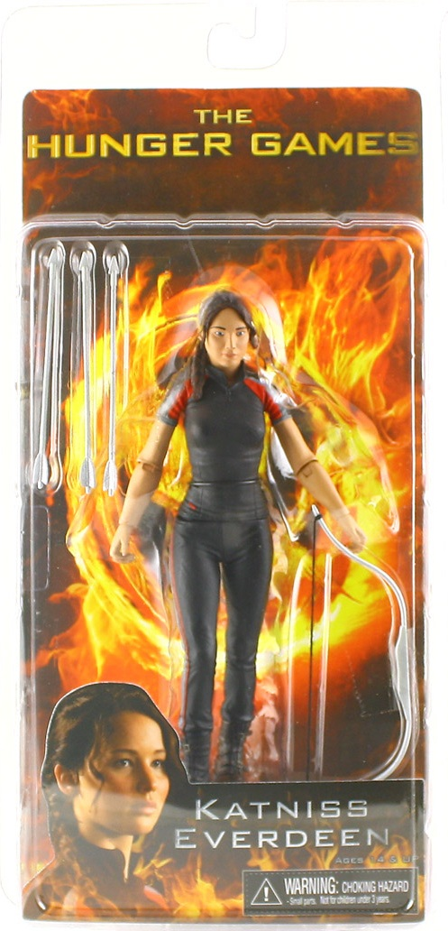 THE HUNGER GAMES (Neca) 2012 en cours H_0110