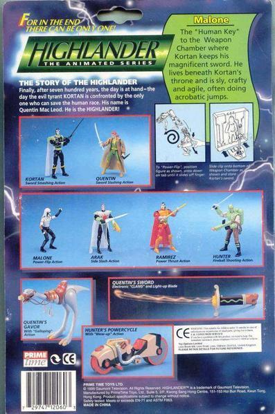 Highlander Animated (Prime Time) 1996 Hl_0810