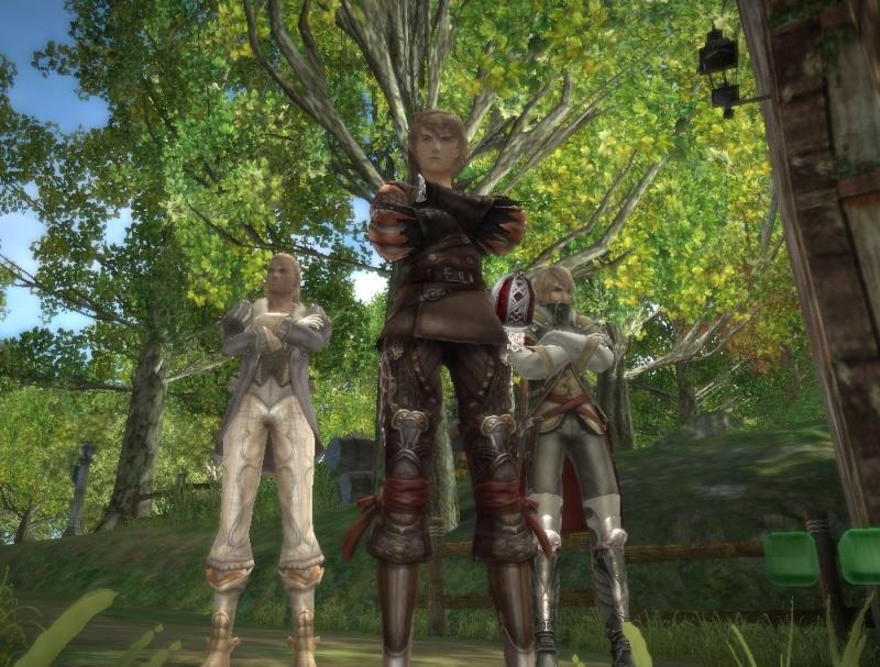 Granado Espada - Sword of the new world Screen10
