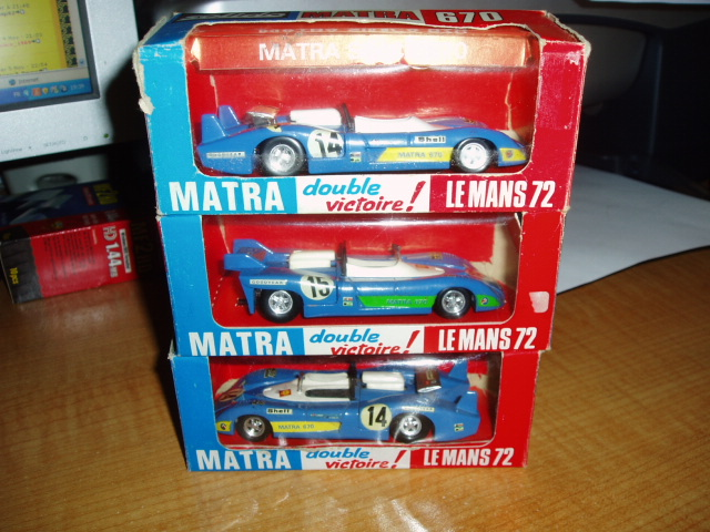 solido n° 14 - Matra 670 Longue Solido15