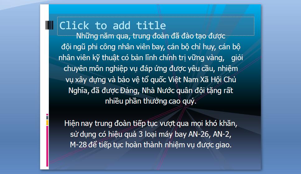 Slides Trung Doan Phong Khong 918 1610