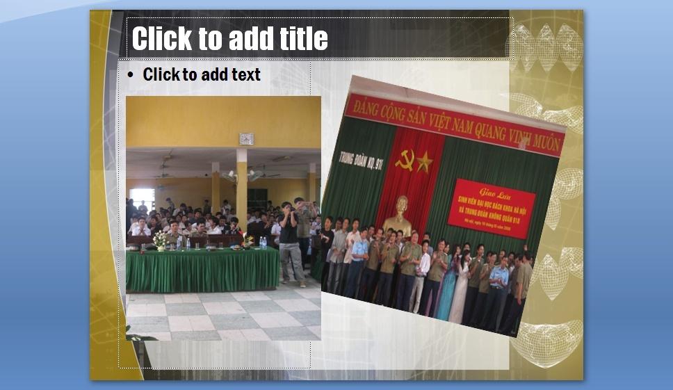 Slides Trung Doan Phong Khong 918 3310