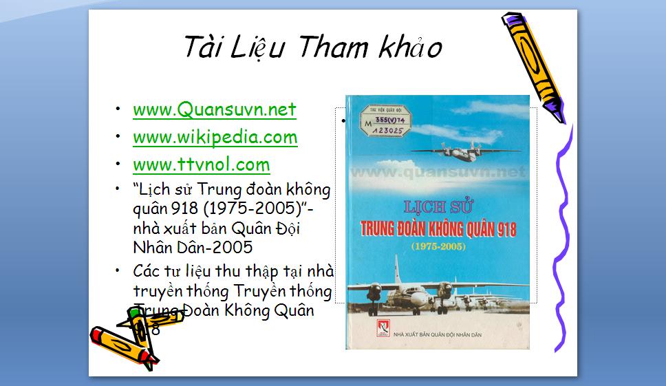 Slides Trung Doan Phong Khong 918 3410