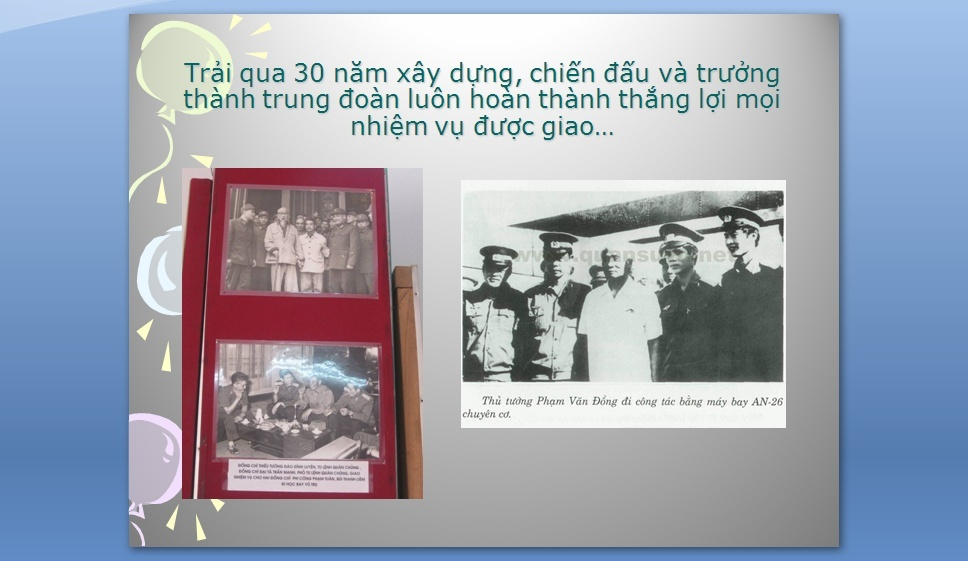 Slides Trung Doan Phong Khong 918 510