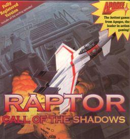 [RT] Raptor Call of the Shadows - 1994 - PC Raptor10