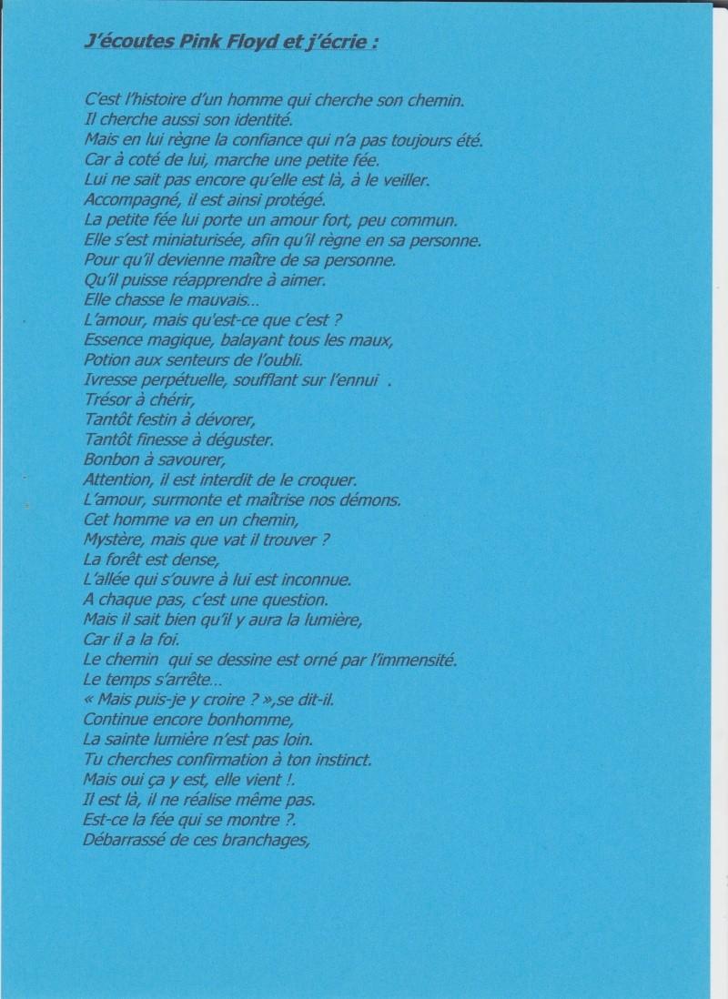 Message d'espoir by karo 00111