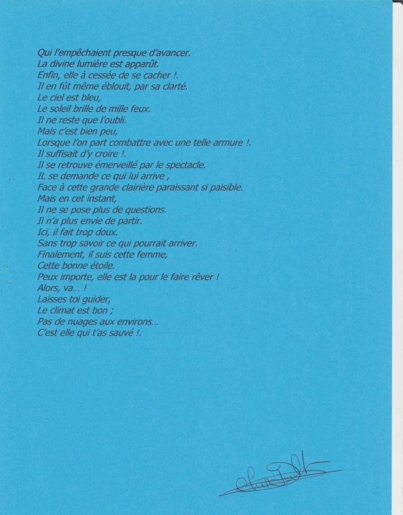 Message d'espoir by karo 00210