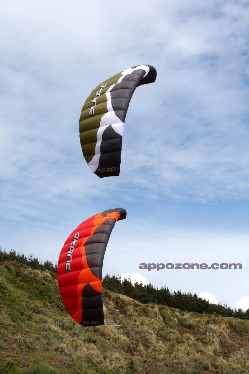Nouveau kite OZONE !La Flow F210