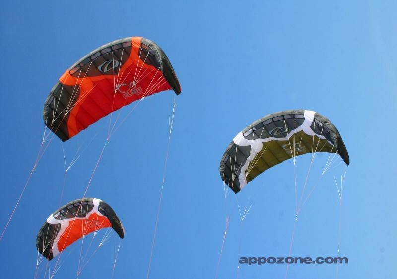 Nouveau kite OZONE !La Flow F510