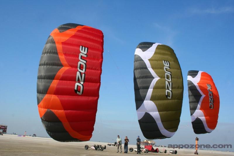 Nouveau kite OZONE !La Flow F610
