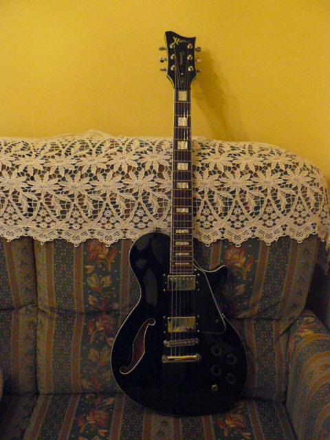 a vendre  ESP LTD X-Tone PS 1 noir P1000510