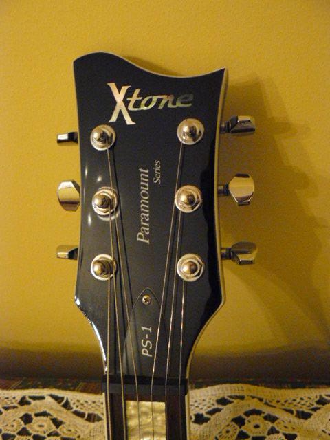a vendre  ESP LTD X-Tone PS 1 noir P1000512