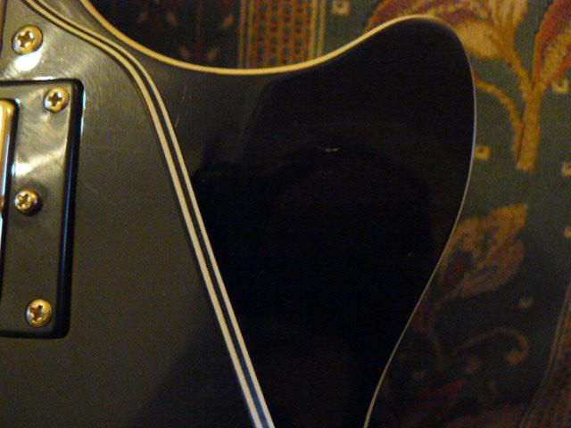a vendre  ESP LTD X-Tone PS 1 noir P1000513
