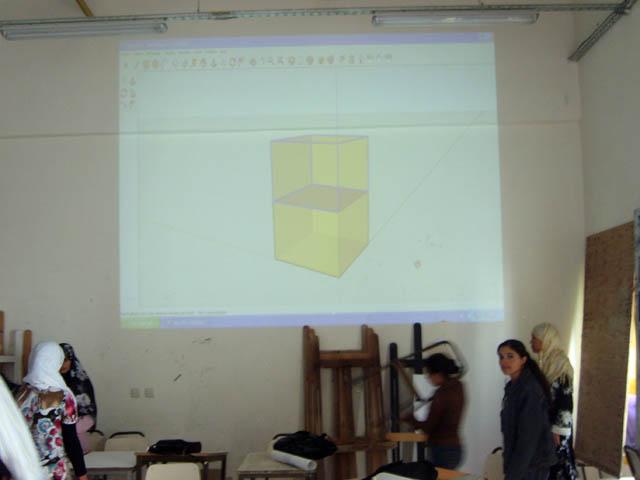سنة أولى رسم ومنظور - 2008 Dessin13