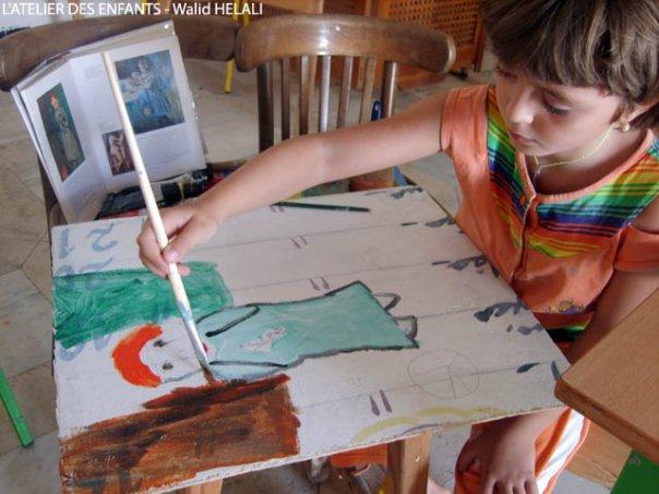 مرسم الأطفال بالقيروان N1145210