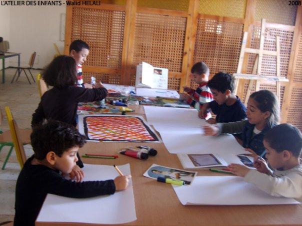مرسم الأطفال بالقيروان N1145214