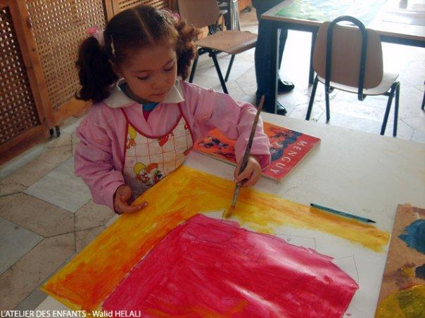 مرسم الأطفال بالقيروان N1145215