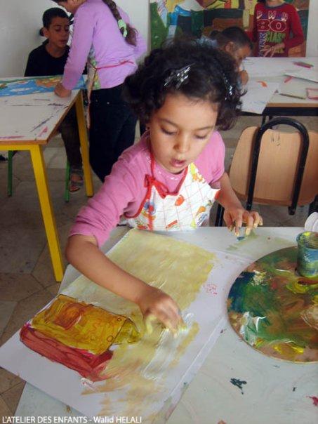 مرسم الأطفال بالقيروان N1145220