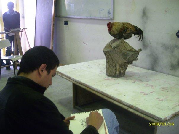 الرسم الفني - السنوات الثانية 2008 N1275010