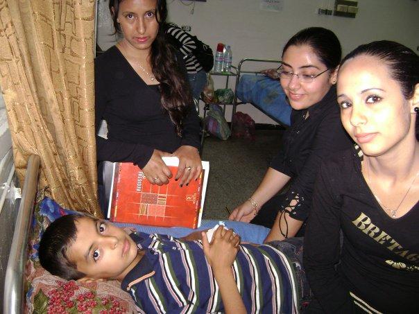 تنشيط قسم الأطفال بالمستشفى الجهوي ابن الجزار 2008 N1558012