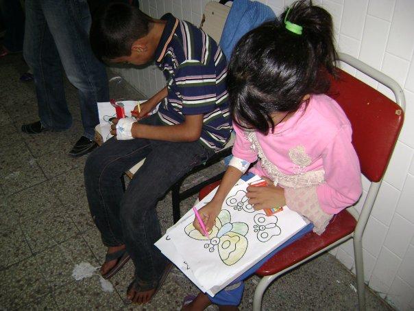 تنشيط قسم الأطفال بالمستشفى الجهوي ابن الجزار 2008 N1558016
