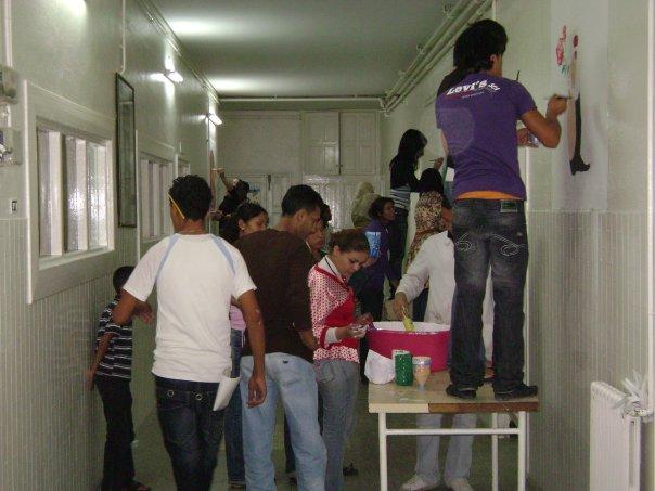 تنشيط قسم الأطفال بالمستشفى الجهوي ابن الجزار 2008 N1558017