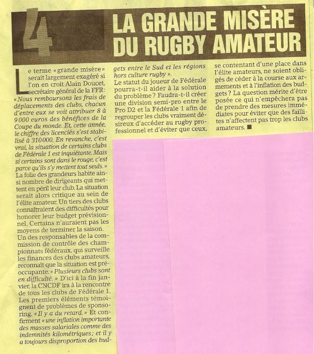 Les dérives du Rugby ... Où quand des clubs vivent au dessus de leurs moyens !!!!! Dossie10