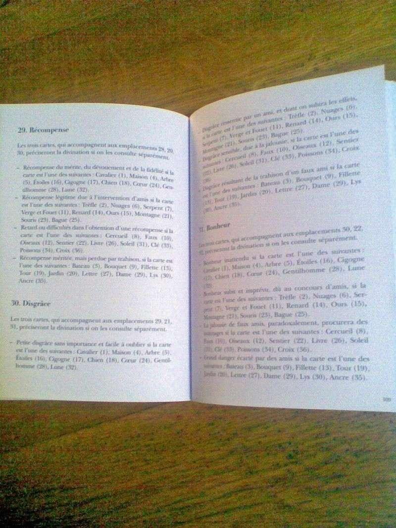 Coffret Les tarots de Mlle Lenormand ► Pierre Ripert Coffre11