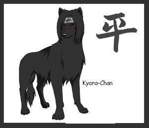 naruto wolves xD Itachi10