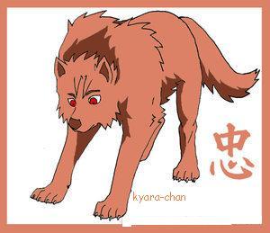 naruto wolves xD Juugo_10