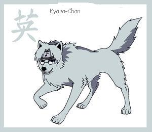 naruto wolves xD Kabuto10