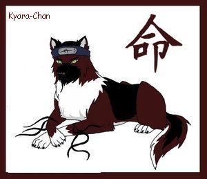 naruto wolves xD Kakuzu10