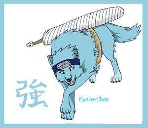 naruto wolves xD Kisame10