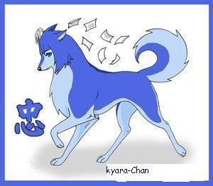 naruto wolves xD Konan_10