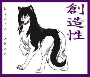 naruto wolves xD Orochi10