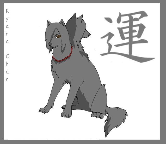 naruto wolves xD Sakon_10