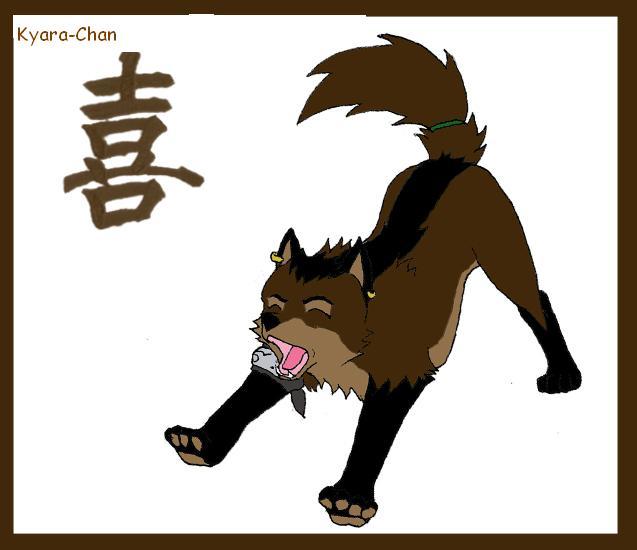 naruto wolves xD Shikam10