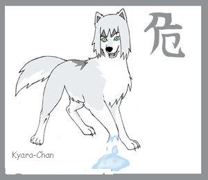 naruto wolves xD Suiget10