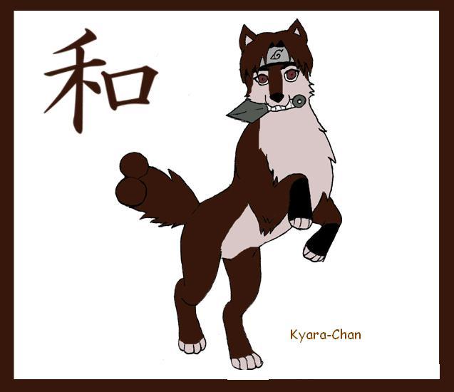 naruto wolves xD Ten_te10