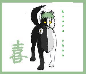 naruto wolves xD Zetsu_10