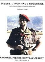 quelques photos des funérailles du colonel Pierre Chateau-Jobert Messec10