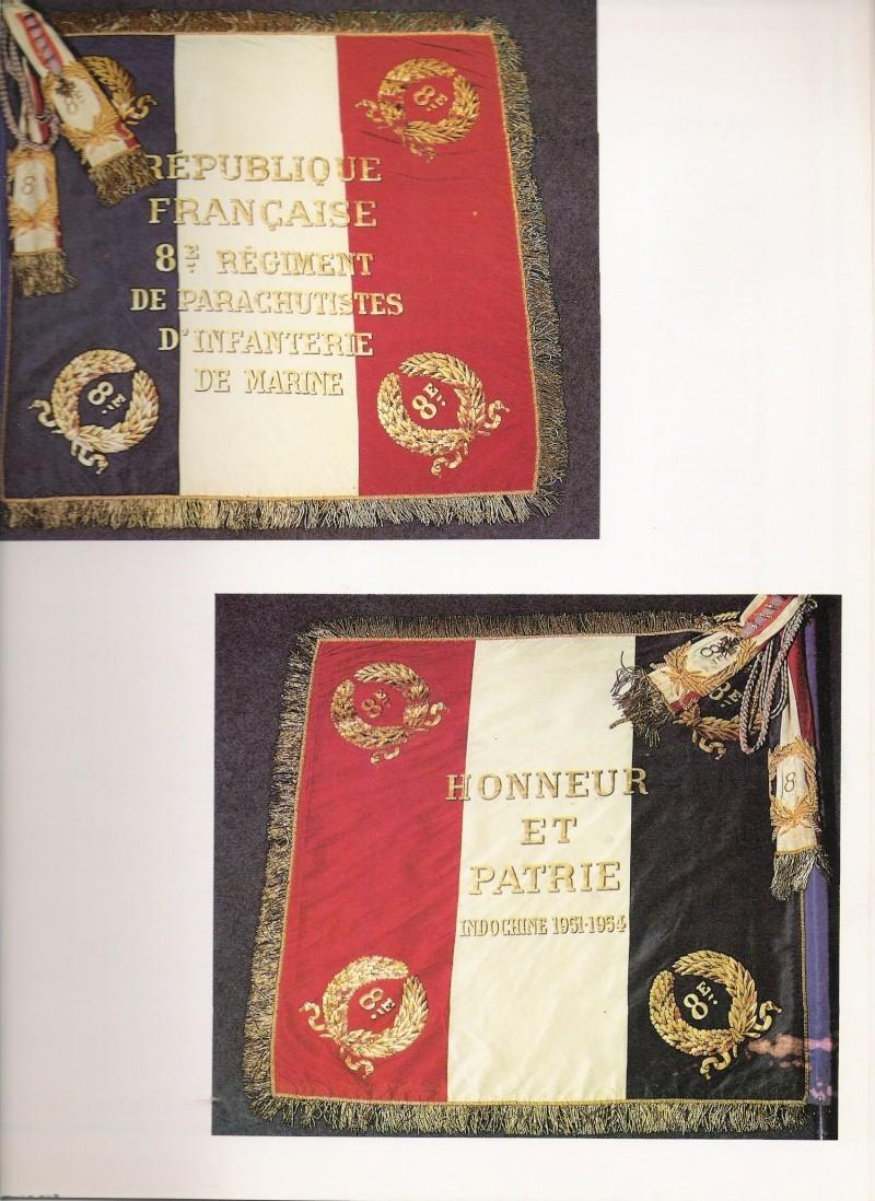 drapeau du 8 rpima Numar111