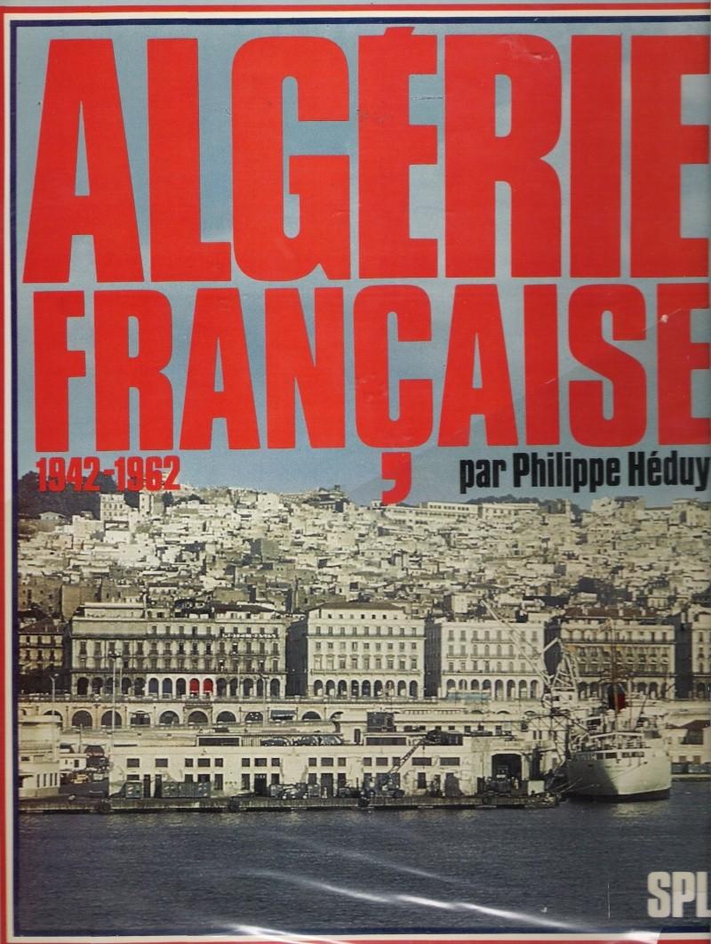 quelques livres sur la guerre d'algérie collection perso Numar134