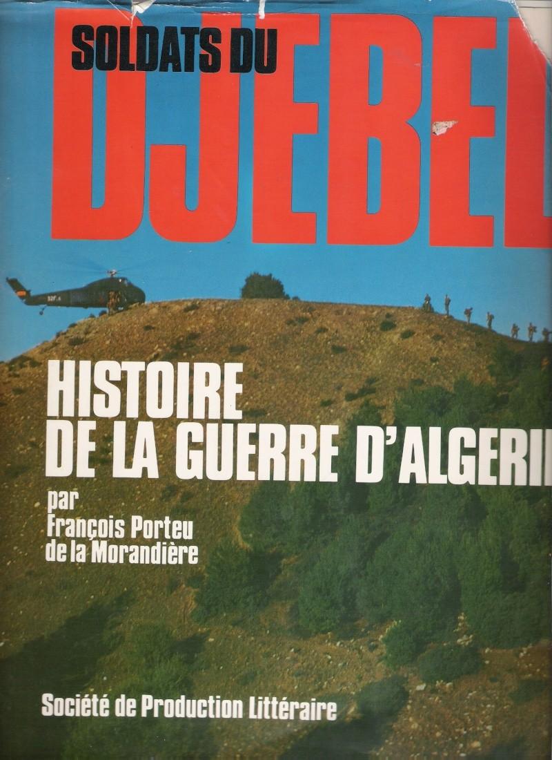quelques livres sur la guerre d'algérie collection perso Numar135